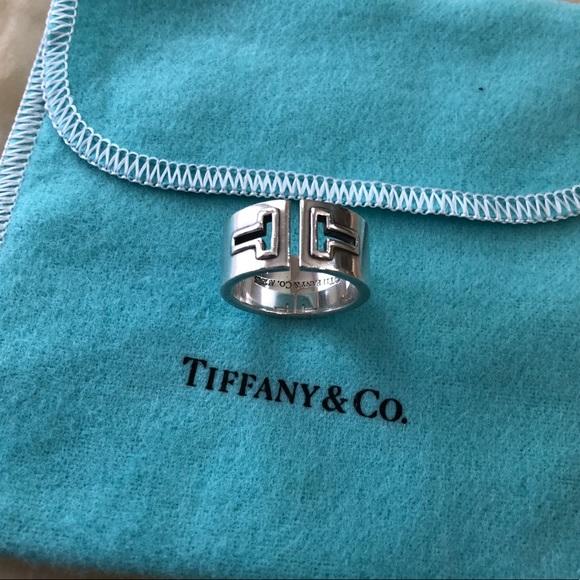 85f4e4e55 Tiffany & Co. Jewelry | Tiffany Co Tiffany T Cutout Ring | Poshmark
